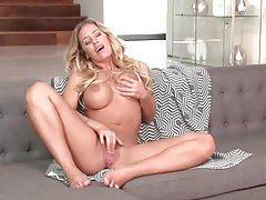 Big tits Nicole Aniston solo masturbation tubes