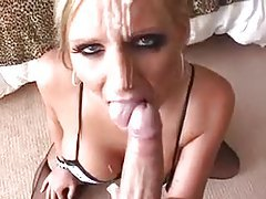 Big sexy facial for pornstar Phoenix Marie tubes