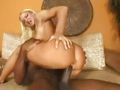 That black dick in her cunt is huge tubes