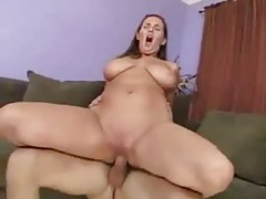Voluptuous and shaved and riding cock hard tubes