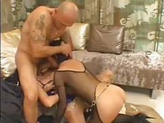 His two Euro sluts will take it in any hole tubes