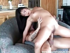 Naughty Asian in the mood for anal sex tubes