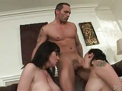 Free Threesome Movies