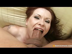 Euro redhead is a world class cocksucker tubes