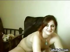 Happy and hot webcam chick with great body tubes