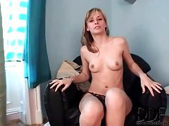 Pretty amateur shows her super hot body tubes