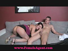 FemaleAgent Sex starved casting tubes