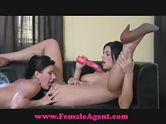FemaleAgent Never been kissed tubes