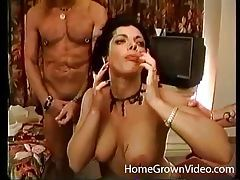 The end of an orgy with sucking and cumshots tubes