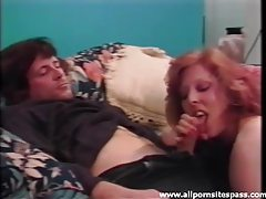 Vintage redhead sucks hard dick tubes