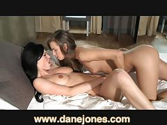 DaneJones Amazing young women making love tubes