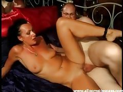 Milf with pierced clit laid tubes