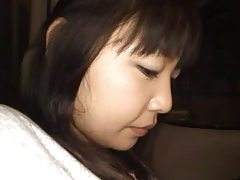 Amateur asian blowjob in car tube