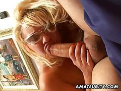 Awesome amateur full blowjob with facial cumshot tubes