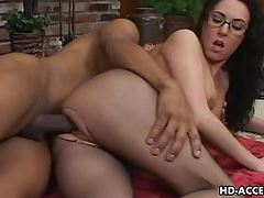 Sexy Katrina Isis enjoy black cock tubes