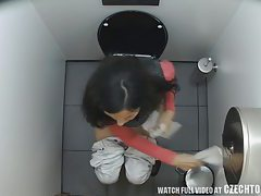 First Hidden Cam in Toilets Worldwide tubes