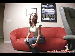Solo sexy teen does a sensual striptease tubes