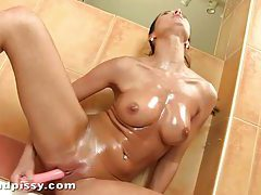 Vanessa Jordin Peeing girl tubes