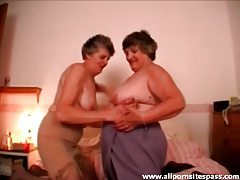 Mature lesbians bring out the toys for sex tubes