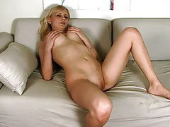 Busty Blonde Nubile Giving Head tubes