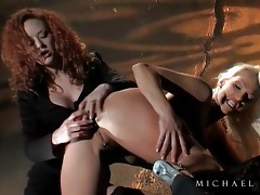 Audrey Hollander ass toys her lesbian lover tubes
