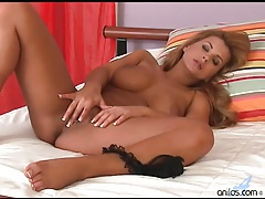 Stunning busty milf amazing solo strip tubes
