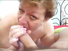 Quick handjob and good mature POV sex tubes