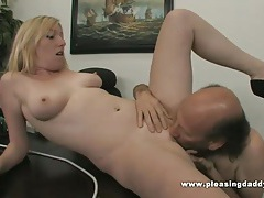 Young slut will do anything to keep the job tubes