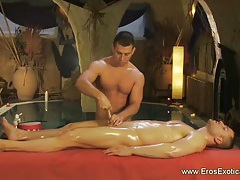 Releasing Sexual Energy on Genital Massage tubes