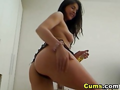 Hardcore Pussy and Anal Dildo Penetration HD tubes