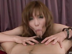 Beauty sucks dick and balls in a great video tubes