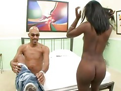 Tiny tits black chick boned by a black cock tubes