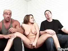 Curvy Natasha Nice fucked and enjoying cum tubes