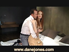 DaneJones Very passionate sensual sex 3 cumshots tubes