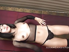 Sexy Thai Girl show her skills tubes