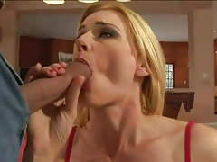 Skinny blonde milf pornstar with tattoo ass fucked tubes