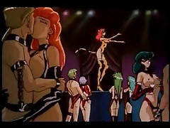Hentai porn video in a kinky night club tubes