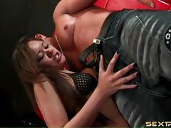 Asian deepthroat blowjob leaves him covered in spit tubes