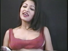 Hairy Indian beauty eaten out and fucked hardcore tube