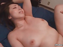Japanese mature mom with big tits gets fucked hard tubes