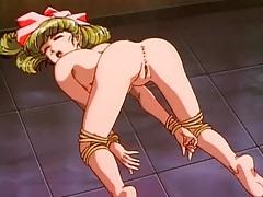 Kinky hentai femdom video with lezzies tubes