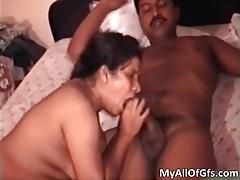 Nasty hot big butt brunette slut gets her pussy fucked tubes