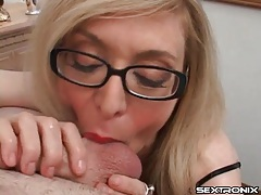 Close up blowjob from mom Nina Hartley tubes