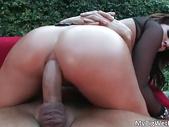Gorgeous big sexy ass nice tits hot brunette slut casey cumz suycks and gets ass banged hard by keiran lee tubes
