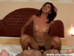 Fucked young lady with a hairy vagina tubes