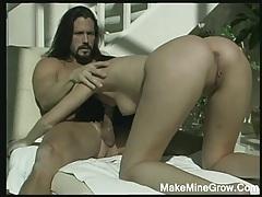 Erotic shagwell fucked hard and cum 2 tubes