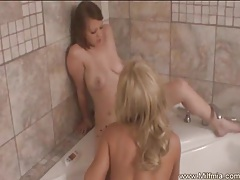 Lesbian love milf and step-daughter tubes