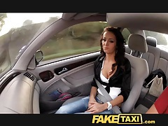 Faketaxi horny adele just want my cock in her pussy tubes