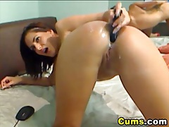 Free Dildo masturbation Movies