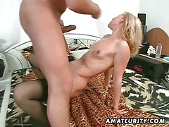 Amateur milf fucked with huge facial cumshot tubes